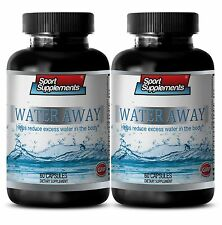 Appetite Suppressant - Water Away Pills 700mg - Help Weight Loss Capsules 2B
