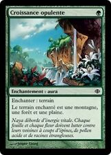 MTG Magic ALA FOIL - Lush Growth/Croissance opulente, French/FR