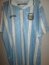 Argentina 1996-1997 Home Football Shirt Size Large /3653