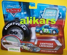 Lightyear Launchers SPARE O MINT Starter + Piston Cup racer #93 Disney Cars toy