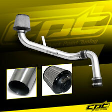 95-99 Eclipse Non-Turbo 2.0L 4cyl Polish Cold Air Intake +Stainless Steel Filter
