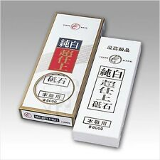 Naniwa Ebi High quality White  Waterstone sharpening stone IF-0001 #8000