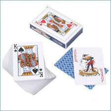 PROFESSIONAL SEALED PLASTIC COATED PLAYING CARDS
