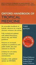 Oxford Handbook of Tropical Medicine (Oxford Handbooks Series), Wilkinson, Rober
