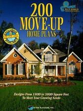 200 Move-Up Home Plans: Designs from 1800 to 3800 Square Feet to Meet -ExLibrary
