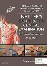 Netter Clinical Science: Netter's Orthopaedic Clinical Examination : An...
