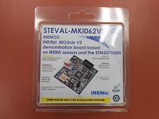 ST STMICROELECTRONICS, iNEMO STEVAL-MKI062V2 Demo Board MEMS STM32F103RE