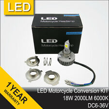 M3 3LED HID KIT White Light BIKE / CAR Headlight HIGH / LOW BEAM - (12V)
