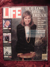 LIFE December 1989 Dec 89 JANE PAULEY JAMES WOODS POPE JOHN PAUL II JULIA CHILD
