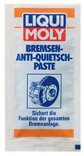 Graisse lubrification frein plaquette etrier SEAT IBIZA 5 V 2.0 TDI 2L
