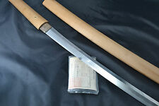 Japanese Samurai real sword Katana authentic handmade sharp steel blade Sukehiro