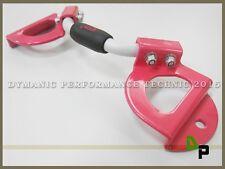 JDM Pink Battery Tie Down Bar For SUBARU BRZ WRX STI