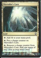 Magic the Gathering TCG DARK STEEL Mirrodin's Core Land 165 / 165