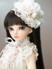 1/4 BJD doll Girl Soom sd dod MiniFee Rheia FREE FACE MAKE UP+FREE EYES-Swan