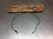 HALF TRACK. PACKAGE OF 10 NOS WIRE JUMPERS, TO REWIRE YOUR DASH SCOUT CAR 15.00