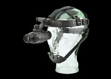 ARMASIGHT VEGA GEN 1+ Night Vision Goggle System Kit with Flip Up Head Gear