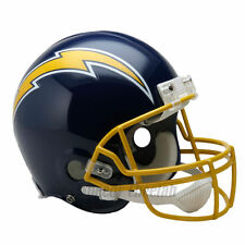 SAN DIEGO CHARGERS 74-87 RIDDELL NFL THROWBACK AUTHENTIC FOOTBALL HELMET