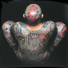 sm Tattoo Ransho Japanese Traditional Yakuza Suit & Detail BOOK ART BEAUTY