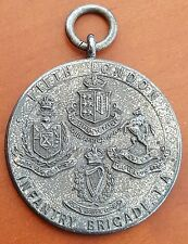 UK South Africa 5th  London Infantry Brigade Silver Medal Football Final 1930 TA