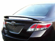 PAINTED MAZDA 6 FACTORY STYLE REAR WING SPOILER 2009-2013