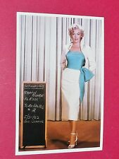 CPA CINEMA CARTE POSTALE MARILYN MONROE WARDROBE SPOT PHOTO FOR NIAGARA 1205