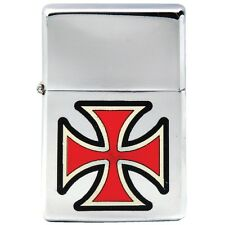 Iron Cross Refillable Lighter