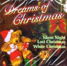 CD NEU/OVP - Dreams Of Christmas - Johnny Cash, Louis Armstrong u.a.