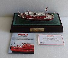 2004 CODE 3 1/136 CHICAGO FIRE DEPARTMENT FIREBOAT 58 VICTOR L. SCHLAEGER 13203