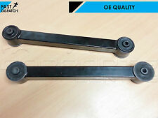 FOR JEEP GRAND CHEROKEE WH WK 2 REAR UPPER TOP SUSPENSION ARM ARMS BUSH BUSHES