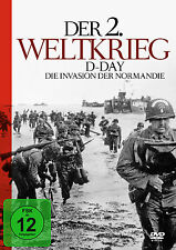 DVD Der 2. Weltkrieg D-Day Die Invasion der Normandie,D-Day The Normandy Invasi