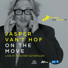 Jasper van't Hof - On the Move [New CD] Digipack Packaging