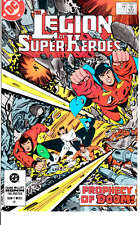 Legion of Super Heroes #308