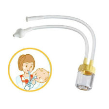 Baby Safety Nose Cleaner Vacuum Suction Nasal Mucus Runny Aspirator Inhale Smart
