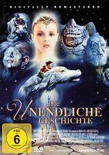 DVD *  DIE UNENDLICHE GESCHICHTE - REMASTERED - Michael Ende  # NEU OVP =