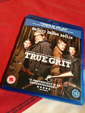 True Grit - Blu Ray and DVD