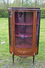 Epstein french style display cabinet