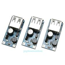 3X DC Step-up Boost Module Converter USB Power Boost Circuit Board 0.9V 5V to 5V