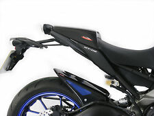 Yamaha FZ-09 MT-09 14 16 Rear Seat Cowl Flat Matt Black - MADE IN ENGLAND (PB)