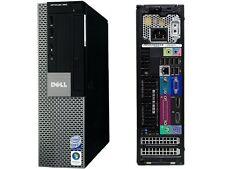 Dell Optiplex 960 Desktop SFF Computer PC Core 2 Duo 3.0GHz Windows 7 1TB Wifi