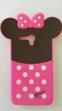 ES- PHONECASEONLINE FUNDA SILICONA MINNIE PARA ALCATEL ONE TOUCH POP 3 OT5025