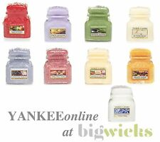 Yankee Candle Jar Wax Melts  x 10 MIXED