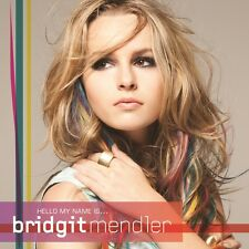 Hello My Name Is... - Bridgit Mendler CD Sealed New 2013