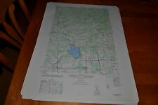 1940's Army topographic map Galway Sheet 6170 II SE
