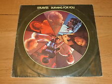 THE STRAWBS - Burning For You - 1977 UK 10-track LP
