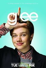 POSTER GLEE CLUB MUSICAL THE MUSIC FOX SERIE TV BIG #9