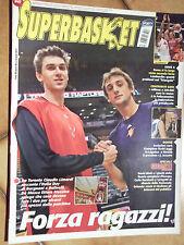 SUPERBASKET Anno XXX n. 47 - 2007 - BARGNANI - BELINELLI - GALLINARI