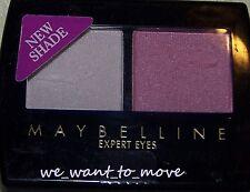 Maybelline Expert Eyes Eye Shadow Duo - 106 SWEET CAKES - NEW ~ sealed