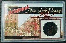 1790 VOC- New York City Penny