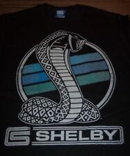 VINTAGE STYLE SHELBY COBRA CAR FORD T-Shirt 2XL XXL  NEW