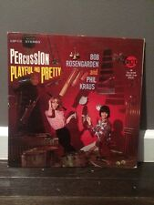 Bob Rosengarden* And Phil Kraus – Percussion Playful And Pretty 1965 LP
